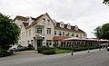 Kühlungsborn, Ostseeallee, Hotel am Strand mit Restaurant.JPG
