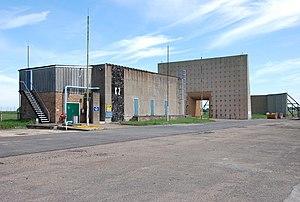 Rocket Propulsion Establishment - K2 Site Former Rocket Motor Test Facility