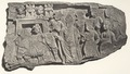 KITLV 88030 - Unknown - Gandhara relief from Yusufzai in British India - 1897.tif
