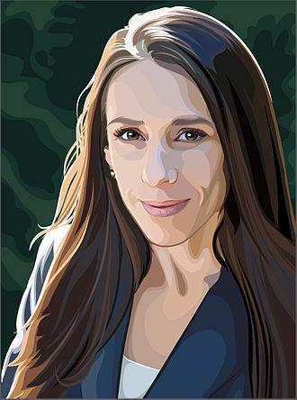Katherine Stewart (journalist) - Katherine Stewart by Aaron Sacco