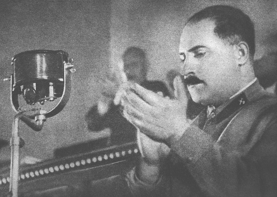 Kaganovich Lazar 1936