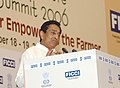 "Kamal Nath delivering valedictory address at the Agriculture Summit 2006 on ""Indian Agriculture in a Globalised Regime – Challenges and Opportunities"", in New Delhi on October 19, 2006.jpg"