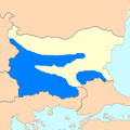 Karakachan Sheep area of distribution.PNG