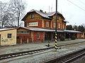 Kardašova Řečice, nádraží.JPG