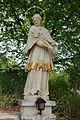Karl-Kantner-Park - Statue Johannes Nepomuk III.JPG