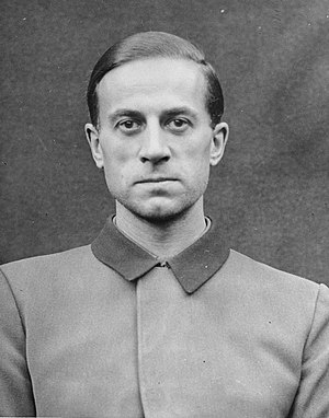 Aktion T4 - Dr. Karl Brandt, Hitler's personal physician and organiser of Aktion T4