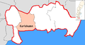 Karlshamn Municipality in Blekinge County.png