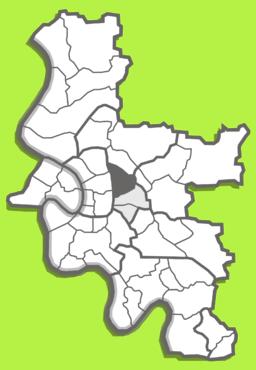 Karte D Duesseltal