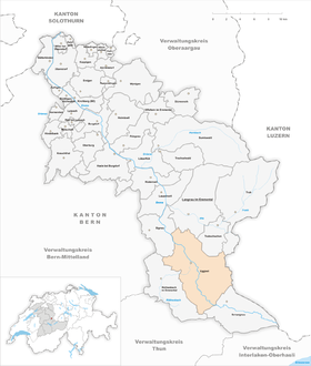 Map of Eggiwil