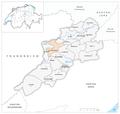 Karte Gemeinde Les Pommerats 2007.png