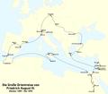 Karte Große Orientreise von Friedrich August III.png