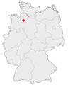 Karte worpswede in deutschland.png