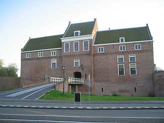 Woerden - Castle of Woerden