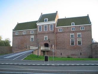Woerden - Castle of Woerden