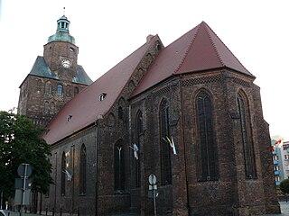 St. Marys Cathedral, Gorzów Wielkopolski