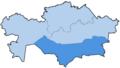 Kazakistan - Diocesi di Almaty.png