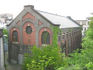 Keage Power Station Second Building.JPG