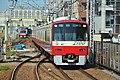 Keikyu 2100 series Namamugi Station (47985570587).jpg