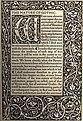 Kelmscott Press - The Nature of Gothic by John Ruskin (first page).jpg