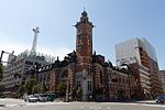 "Ken H. Yokohama Three towers ""Jack"" - Kanagawa Pref. office(1) (5560526005).jpg"