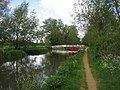 Kennet and Avon Canal at Sulhamstead, Berkshire, England.jpg