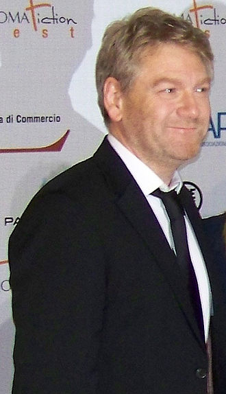 Kenneth Branagh - Branagh in July 2009 at the Roma Fiction Fest, where he was honoured with a Lifetime Achievement Award