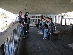 Подростковый возраст Википедия Подростки в городе Кент США