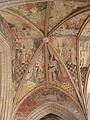 Kernascléden (56) Chapelle Notre-Dame Voûtes du chœur 06.JPG