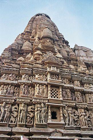 Храм в индии с сексуальными рисунками