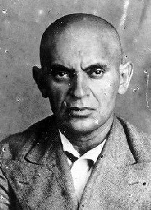 Mendel Khatayevich - Mendel Khatayevich. Official NKVD photo after arrest 1937