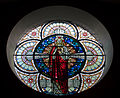 Kilbennan St. Benin's Church East Window Sacred Heart of Jesus 2010 09 16.jpg