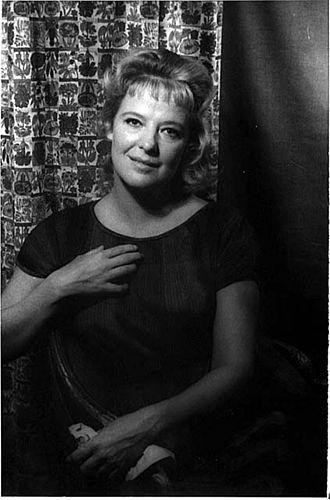 Kim Stanley - Photograph by Carl Van Vechten, 1961