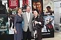 Kimberly Emerson, John B. Emerson, and Hanna Schygulla.2014.jpg