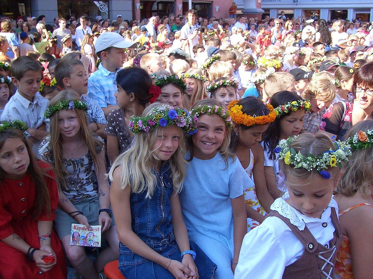 Kinderfest Memmingen 2021