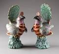 Kinesiska påfåglar från cirka 1750-talet - Hallwylska museet - 95449.tif