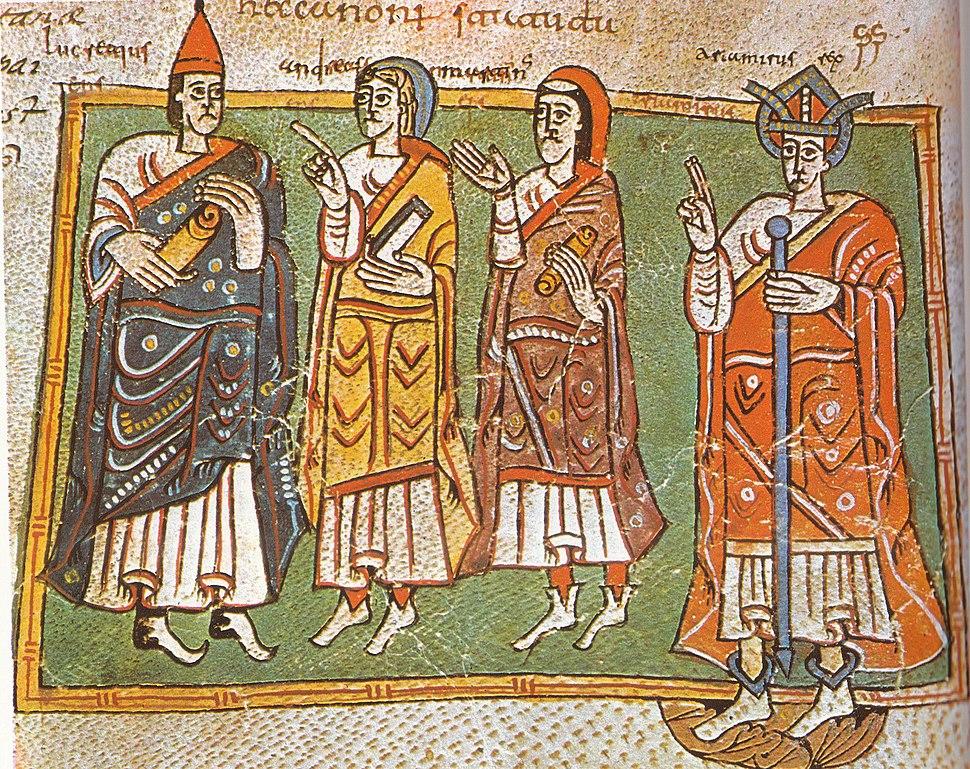 King of Galicia - Rei de Galicia - Ariamirus