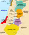 Kingdoms around Israel 830 map-de.png