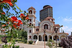 Saint Astius - Asti Church in Durrës
