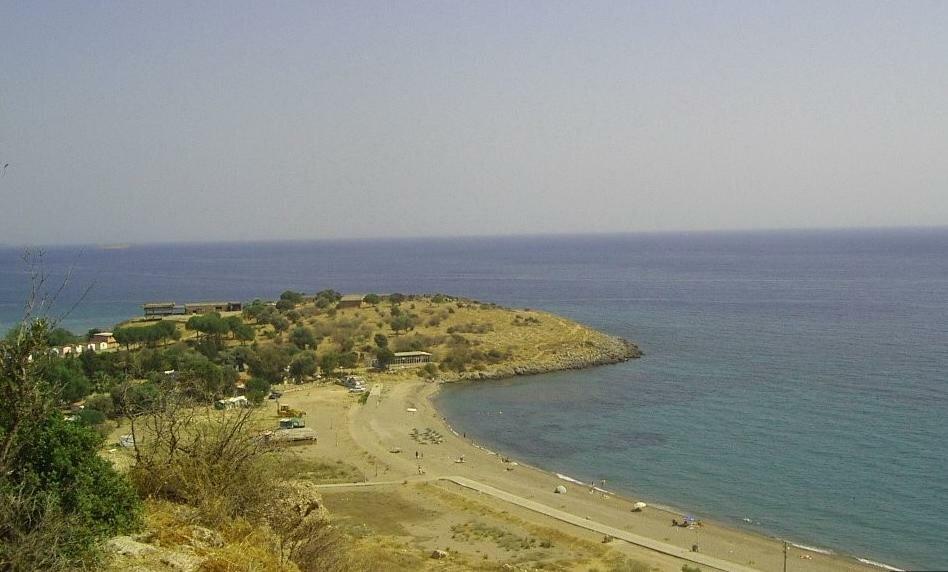 Kisik or Lebedos Peninsula Urkmez Seferihisar Izmir Turkey
