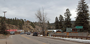 Kittredge, Colorado - Kittredge in 2014