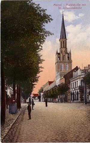 Klaipeda Kirche