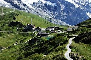Grindelwald: Kleine Scheidegg