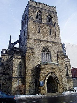 Knox Presbyterian Church (Ottawa) - Image: Knox Presbyterian church Ottawa