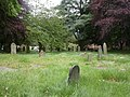 Knutsford, churchyard - geograph.org.uk - 1314782.jpg