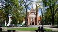 Kościół Garnizonowy pw. NMP Królowej Pokoju, Bernardyńska, Bydgoszcz, Polska - panoramio (2).jpg