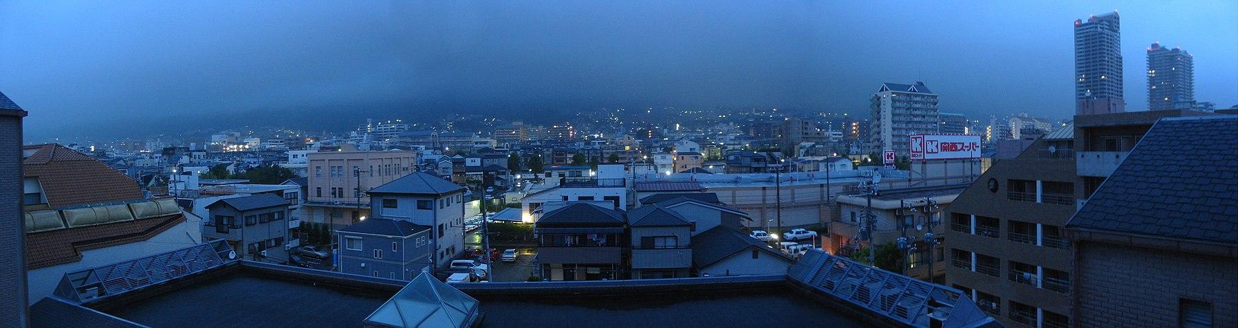 Kobe Dawn Panorama.jpg