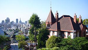 Kobe kitano thomas house07 2816
