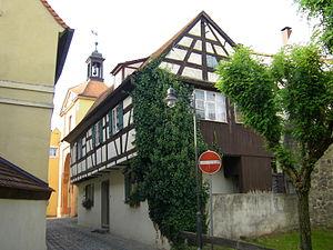 Windsbach - Kolbenstraße 52.