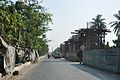 Kolkata Metro-Railway - Airport-New Garia Line Under Construction - Salt Lake Bypass - Kolkata 2013-04-10 7717.JPG