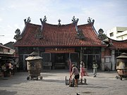 Chinese Buddhism is the main religion on Penang